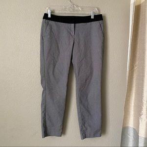 Express Columnist Black White Pantsuit Size 6